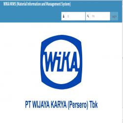 PT. Wijaya Karya (Persero) Tbk