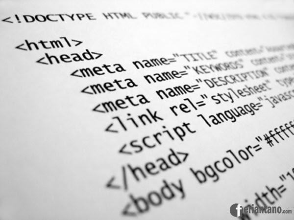 Pengertian HTML, CSS, PHP, MySQL