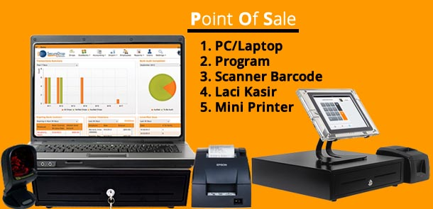 Definisi dan Fungsi dari Point of Sale (POS)